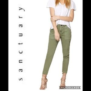 SANCTUARY surplus pants